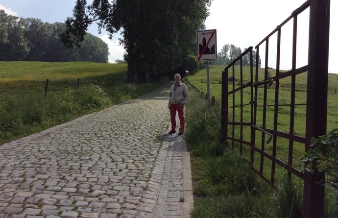 Eenrichtingsverkeer Koppenberg